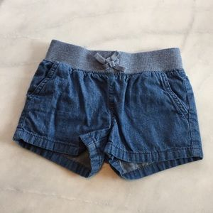 Children's Place Chambray Shorts